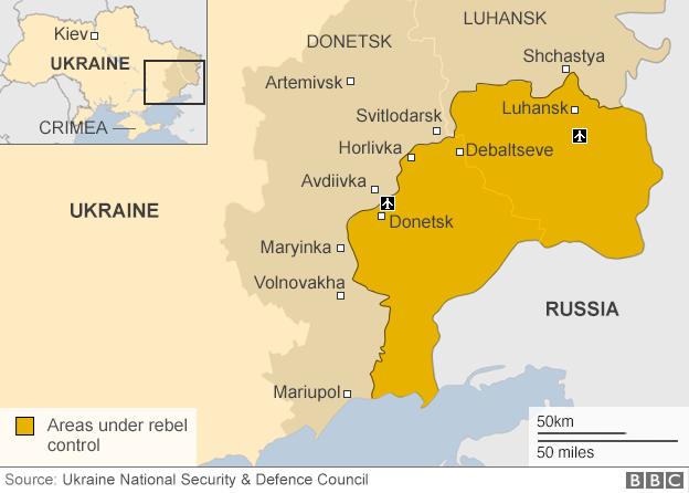 TT Ukraine tuyên bố quân đội đã sẵn sàng: Mục tiêu nào ở Donbass có thể bị tấn công? - Ảnh 4.