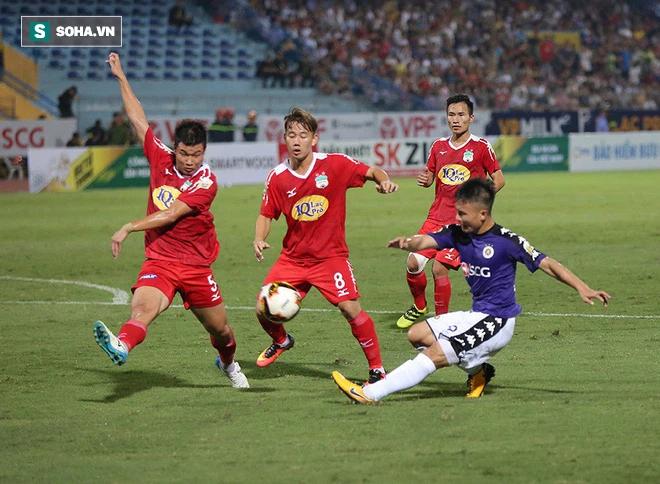 Muốn thắng HAGL tại Pleiku, Hà Nội FC phải giải được một bài toán hóc búa vô cùng - Ảnh 1.
