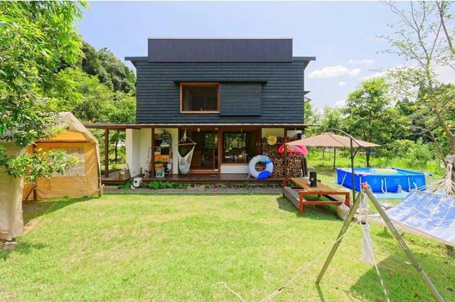 Từ thành phố chuyển về nông thôn ở nhà gỗ, gia đình Nhật Bản biến cuộc sống bình thường trở thành thiên đường! - Ảnh 2.