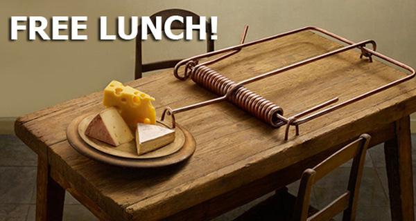 Sống trên đời không có bữa ăn nào miễn phí, lợi ích vô cớ thường là cái bẫy nguy hiểm nhất - Ảnh 1.