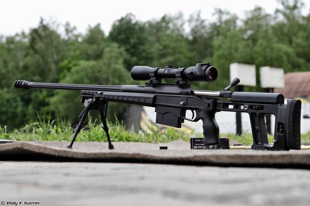 Tại sao binh sĩ Ukraine phải khiếp sợ súng bắn tỉa T-5000 của Nga? - Ảnh 1.