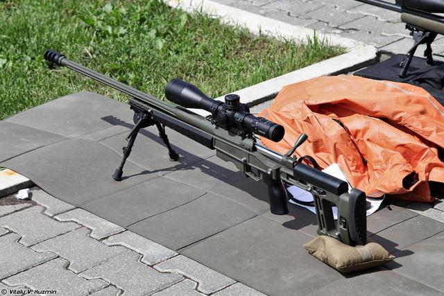 Tại sao binh sĩ Ukraine phải khiếp sợ súng bắn tỉa T-5000 của Nga? - Ảnh 2.