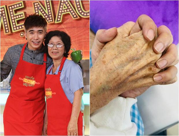 Chi Dân xót xa thông báo mẹ ruột qua đời, Lan Ngọc nói lời tiễn biệt, dàn sao Việt đồng loạt gửi lời chia buồn - Ảnh 2.