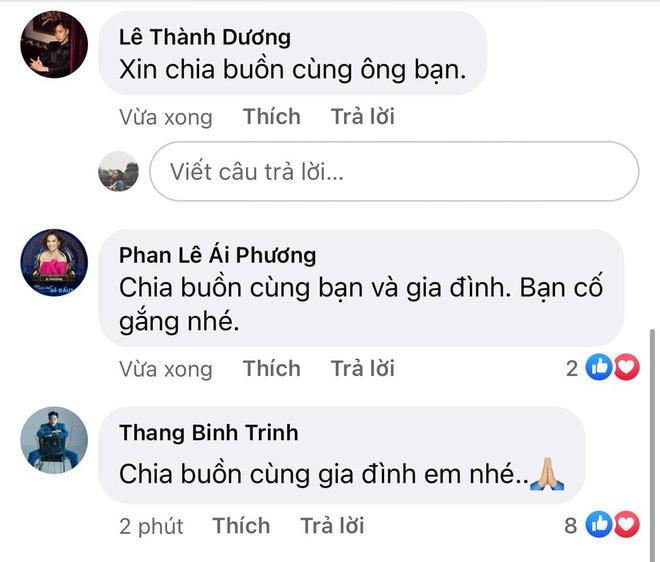 Chi Dân xót xa thông báo mẹ ruột qua đời, Lan Ngọc nói lời tiễn biệt, dàn sao Việt đồng loạt gửi lời chia buồn - Ảnh 5.
