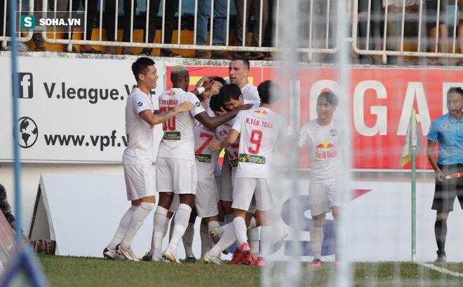 HAGL thắng là do Xuân Trường quá xuất sắc, chứ họ không hay hơn Hà Nội FC - Ảnh 2.