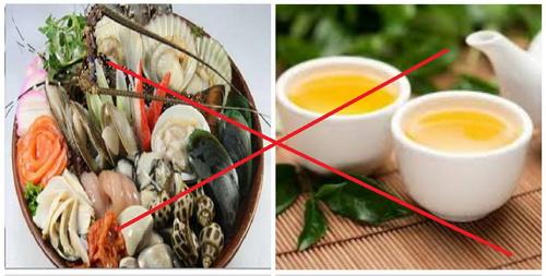 Lời khuyên quý giá khi ăn hải sản - Ảnh 2.