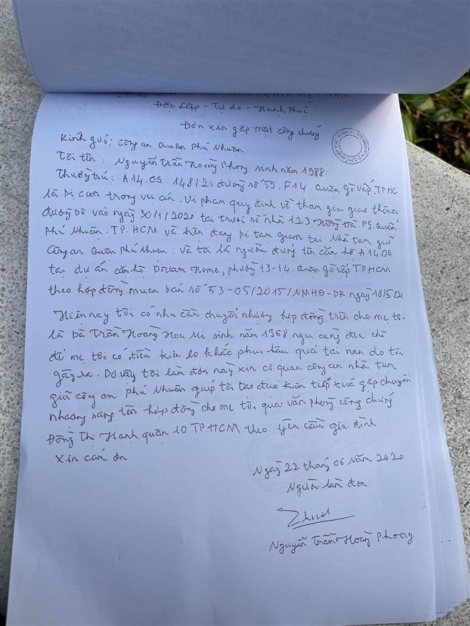 Nữ tiếp viên bị  Mercedes tông thương tật 79%: Phong nói sang tên nhà cho mẹ để khắc phục hậu quả nhưng tôi chưa nhận được 1 đồng - Ảnh 1.