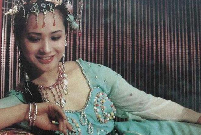 Nữ yêu tinh xinh đẹp, giàu có nhất đoàn làm phim Tây Du Ký 1986 - ảnh 1