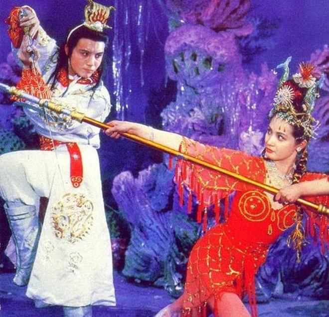 Nữ yêu tinh xinh đẹp, giàu có nhất đoàn làm phim Tây Du Ký 1986 - ảnh 2