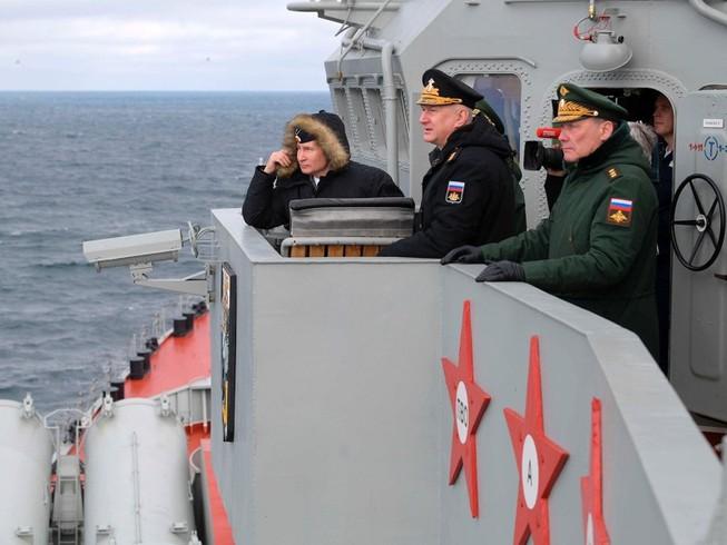 Vì sao Thổ quyết chơi canh bạc mạo hiểm ở Biển Đen với Mỹ và Ukraine bất chấp gấu Nga? - Ảnh 9.