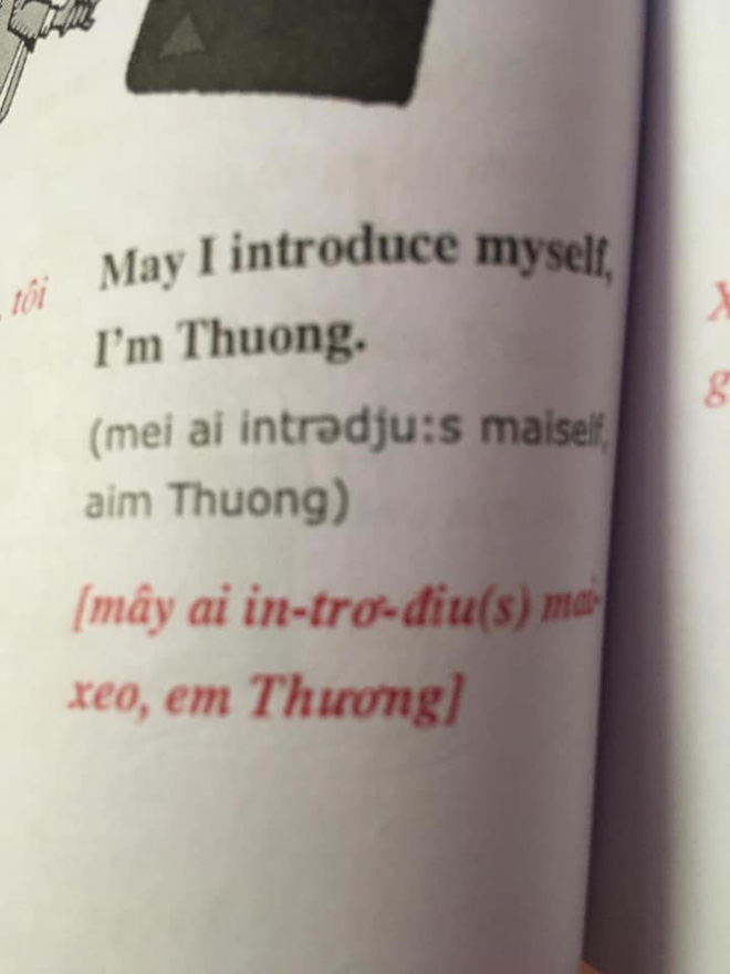 Màn phiên âm tiếng Anh sang tiếng Việt thảm họa khiến dân tình cười lăn, đến cả dân chuyên Anh cũng không dịch nổi từ cuối - Ảnh 3.