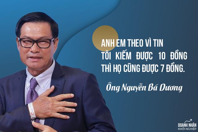 Doanh nhân Nguyễn Bá Dương: Nhiều năm thống trị ngành xây dựng Việt Nam và biến cố bất ngờ ở tuổi 60 với cuộc chiến 'vương quyền' - Ảnh 4.