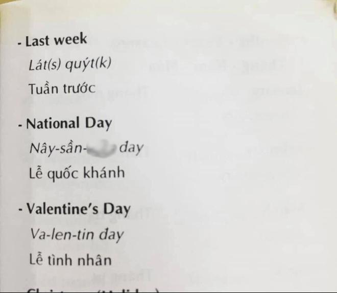 Màn phiên âm tiếng Anh sang tiếng Việt thảm họa khiến dân tình cười lăn, đến cả dân chuyên Anh cũng không dịch nổi từ cuối - Ảnh 4.