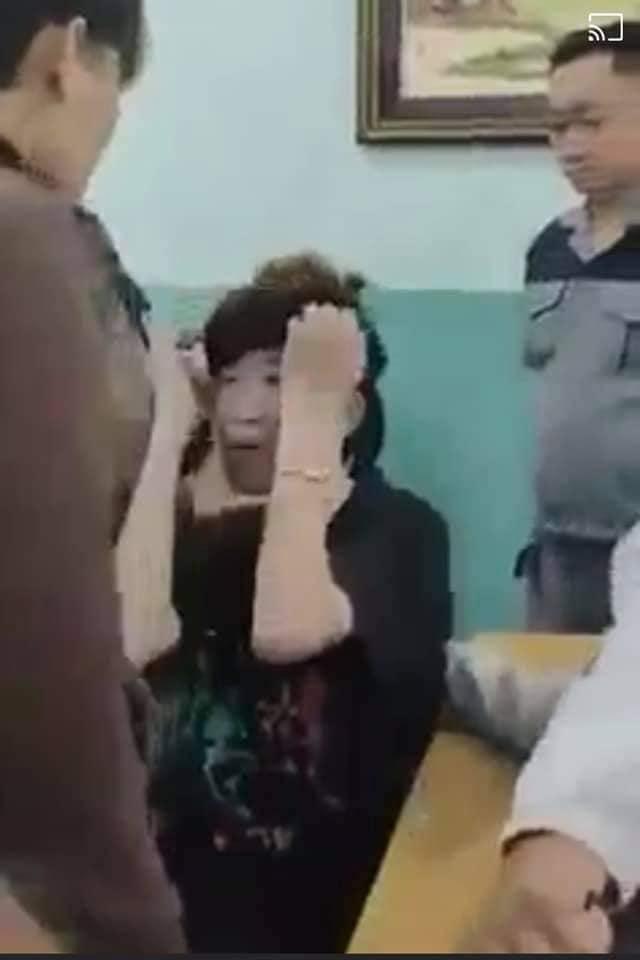 Công an điều tra vụ bảo vệ dân phố đánh 2 thiếu niên trong trường THCS Nguyễn Văn Tố - Ảnh 2.