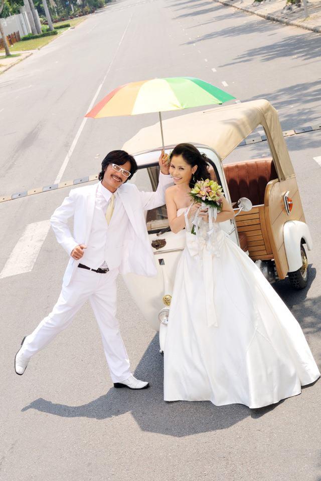 NSƯT Công Ninh tiết lộ lý do cưới vợ kém 22 tuổi và nỗi lo con mới 7 tuổi cha đã 60 - Ảnh 4.