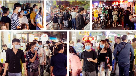 Khu chợ ẩm thực đã vào là không có đường ra ở Sài Gòn: Phần vì đồ ăn ngon, phần vì… đông muốn ná thở! - Ảnh 16.