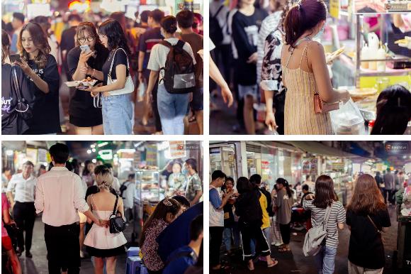 Khu chợ ẩm thực đã vào là không có đường ra ở Sài Gòn: Phần vì đồ ăn ngon, phần vì… đông muốn ná thở! - Ảnh 17.