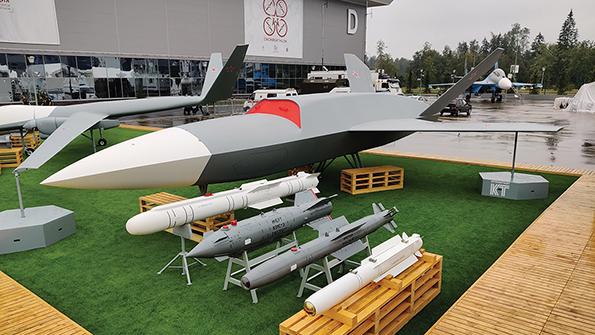 UAV Tia chớp của Nga có gì mà khiến thế giới 'sửng sốt'? - Ảnh 2.