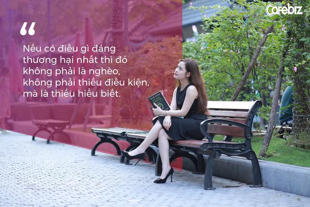 Lê Hàn Tuệ Lâm - cô gái lọt top Forbes 30 Under 30 châu Á: Đi lên nhờ nghèo khó, chơi chứng khoán từ đại học, thành Giám đốc Quỹ đầu tư ở tuổi 24 - Ảnh 1.