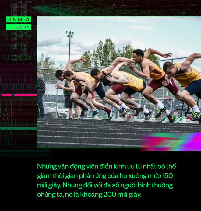 Suy nghĩ chạy trong đầu bạn với vận tốc 180km/h, nhưng vẫn chưa đủ nhanh để con người thoát khỏi cảnh giật lag - Ảnh 10.