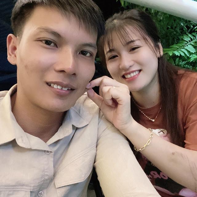 Youtuber Lộc phụ hồ: Vợ xinh nhắn tin làm quen trước, còn trả cho hết tiền khách sạn, đồ ăn - Ảnh 3.