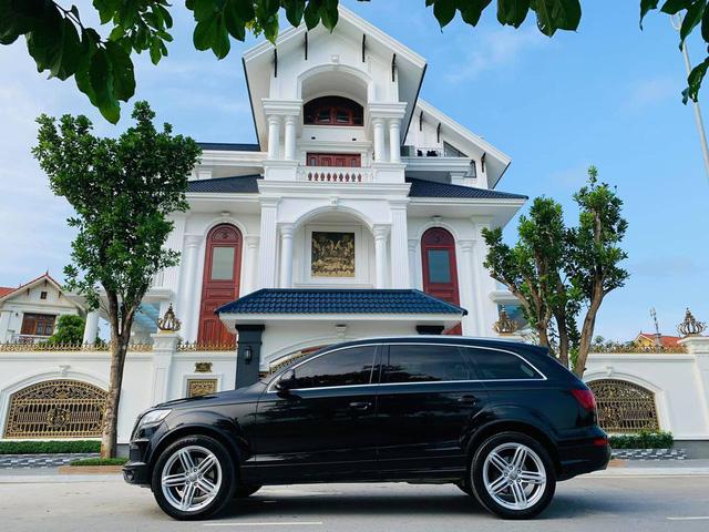 Bỏ 4 tỷ mua Audi Q7 rồi bán giá 1 tỷ, chủ xe vẫn tự tin khẳng định chất lượng xe như đập hộp - Ảnh 2.