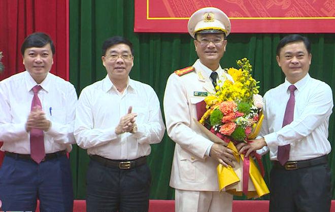 Nghệ An có tân giám đốc công an tỉnh 49 tuổi - Ảnh 1.