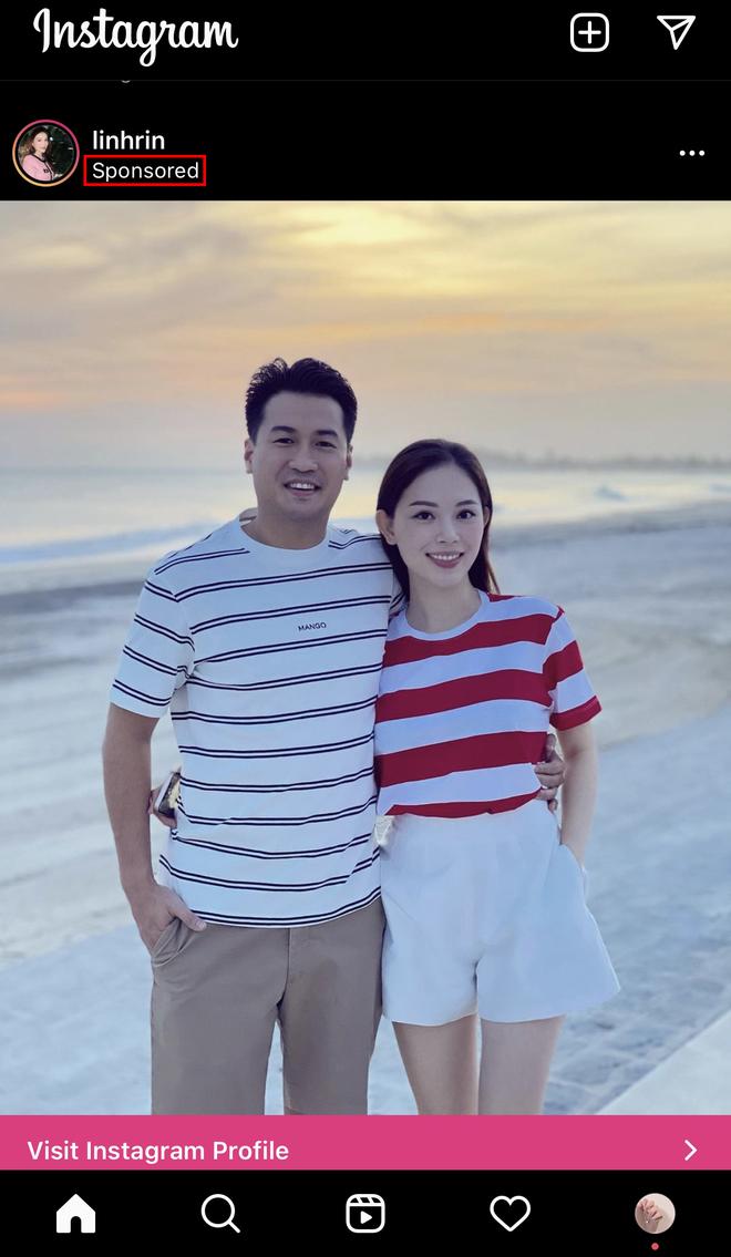 Linh Rin bỏ tiền chạy quảng cáo ảnh couple với con trai tỷ phú Johnathan Hạnh Nguyễn? - ảnh 2