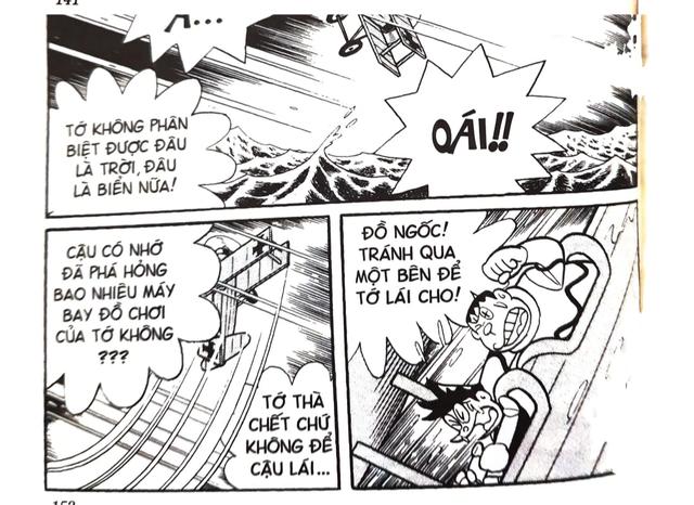 Vì sao Xeko mỏ nhọn là nhân vật thú vị nhất trong Doraemon? - Ảnh 3.