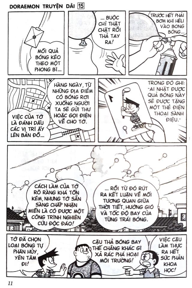 Vì sao Xeko mỏ nhọn là nhân vật thú vị nhất trong Doraemon? - Ảnh 4.