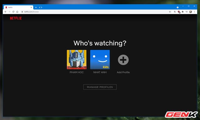 Cách cấu hình và khởi tạo tài khoản Netflix dành cho trẻ nhỏ - Ảnh 6.
