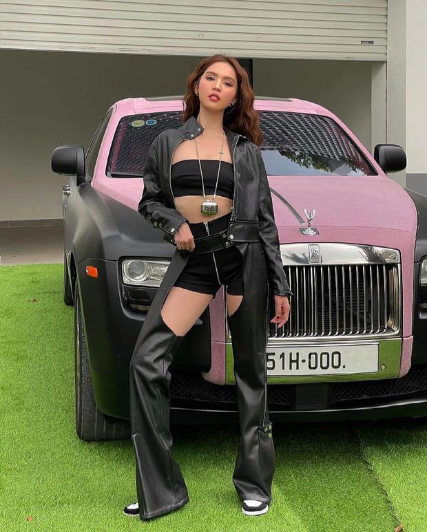 Siêu xe Rolls-Royce mới tậu của Ngọc Trinh thực ra chỉ là dòng đã qua sử dụng, giá không đến 30 tỷ đồng? - Ảnh 8.