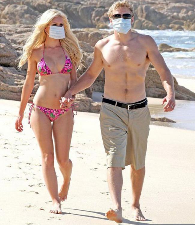 Bắt gặp những khoảnh khắc siêu hài trên bãi biển khiến bao người bật cười - Ảnh 8.