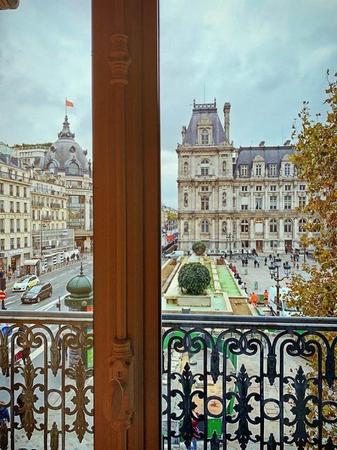 Bị Cao Thái Sơn tố nổ, rao bán cả Tòa thị chính Paris, Nathan Lee lập tức phản hồi - Ảnh 2.