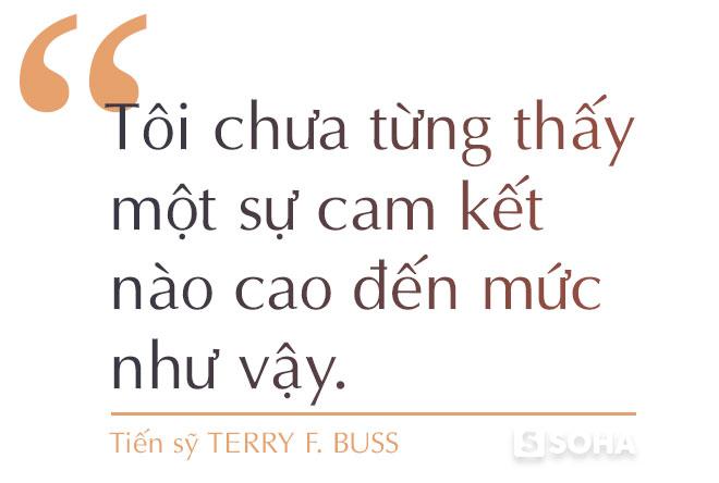 Tiến sỹ Mỹ: Làm thầy của sinh viên Việt Nam thì chắc chắc sẽ được nhận phần thưởng đặc biệt… - Ảnh 6.