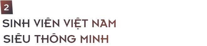 Tiến sỹ Mỹ: Làm thầy của sinh viên Việt Nam thì chắc chắc sẽ được nhận phần thưởng đặc biệt… - Ảnh 3.