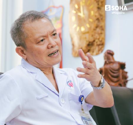 Vị trưởng khoa đầu tiên của Việt Đức bỏ bệnh viện lớn về bệnh viện quê và cuộc cải tổ khiến ngành y kinh ngạc - Ảnh 5.