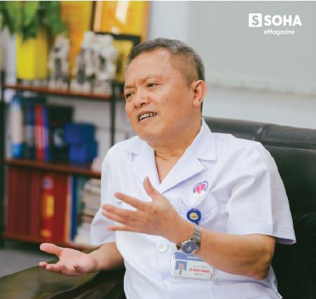 Vị trưởng khoa đầu tiên của Việt Đức bỏ bệnh viện lớn về bệnh viện quê và cuộc cải tổ khiến ngành y kinh ngạc - Ảnh 6.