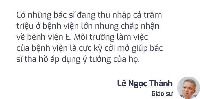 Vị trưởng khoa đầu tiên của Việt Đức bỏ bệnh viện lớn về bệnh viện quê và cuộc cải tổ khiến ngành y kinh ngạc - Ảnh 12.