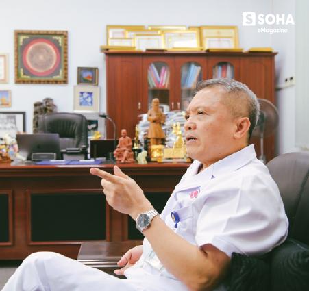 Vị trưởng khoa đầu tiên của Việt Đức bỏ bệnh viện lớn về bệnh viện quê và cuộc cải tổ khiến ngành y kinh ngạc - Ảnh 20.