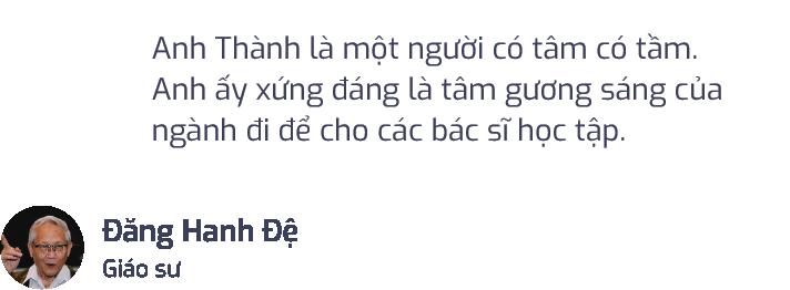 Vị trưởng khoa đầu tiên của Việt Đức bỏ bệnh viện lớn về bệnh viện quê và cuộc cải tổ khiến ngành y kinh ngạc - Ảnh 22.