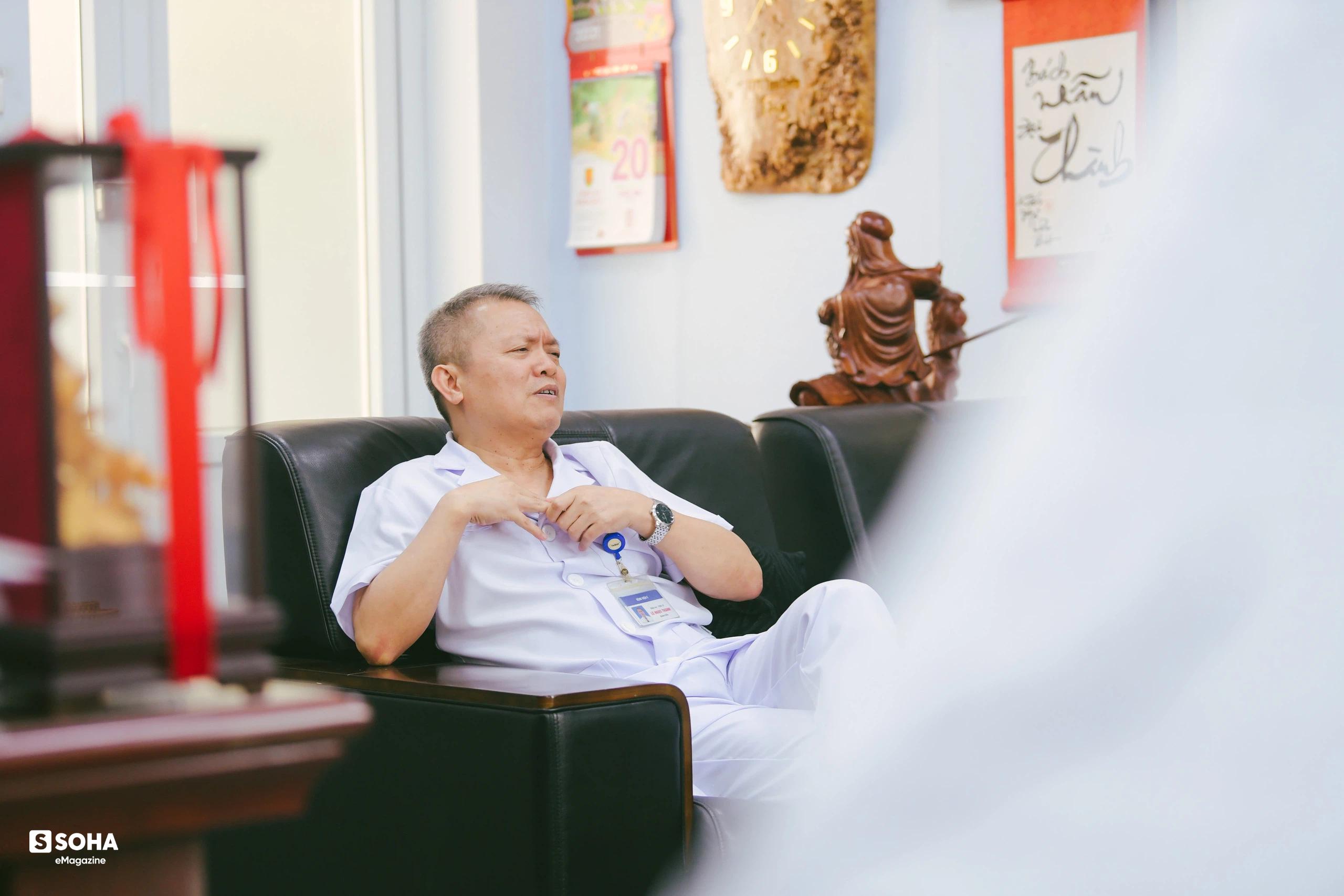 Vị trưởng khoa đầu tiên của Việt Đức bỏ bệnh viện lớn về bệnh viện quê và cuộc cải tổ khiến ngành y kinh ngạc - Ảnh 13.