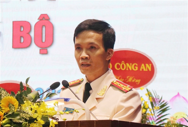 Chân dung 4 Giám đốc Công an tỉnh được điều động, bổ nhiệm trong 2 tháng qua - Ảnh 3.