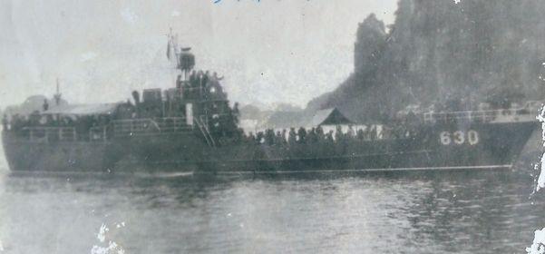 Tàu V630 Hải quân VN 2 lần trườn qua sát thủ tàng hình: Chuyến đi vô tiền khoáng hậu - Ảnh 4.