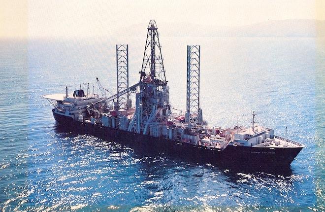 Mỹ từng bí mật trục vớt tàu ngầm mang tên lửa hạt nhân của Liên Xô ở độ sâu 4,9km thế nào? - Ảnh 2.