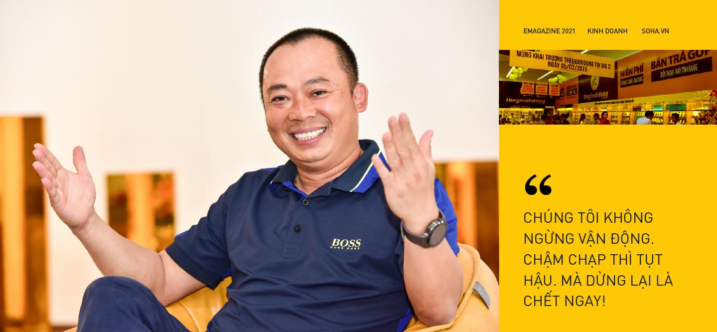 """CEO Thế Giới Di Động: """"Tôi chỉ là người giữ chùa, nhưng đã biến chùa lá thành chùa vàng"""" - Ảnh 5."""
