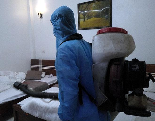 NÓNG: Một nhân viên khách sạn ở Yên Bái dương tính với SARS-CoV-2, lây từ người Ấn Độ - Ảnh 1.
