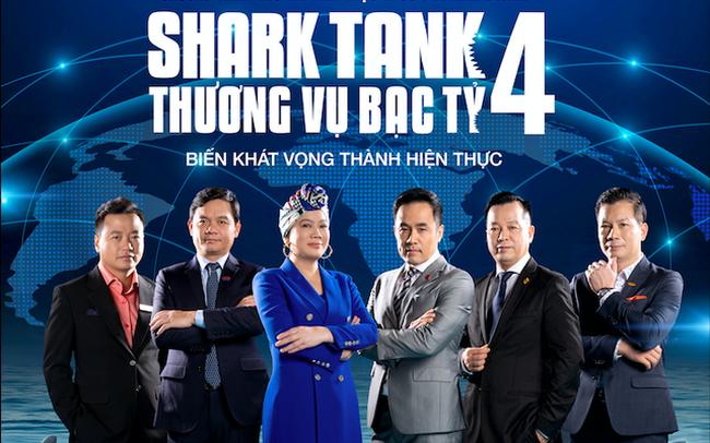 """""""Bể cá mập"""" Shark Tank mùa 4: Lột xác diện mạo, thay khẩu vị, hứa hẹn tạo lò luyện đan cực gắt - Ảnh 1."""