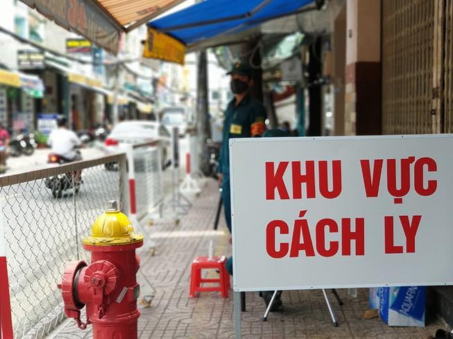Chính thức: Việt Nam ghi nhận 6 ca mắc Covid-19 mới trong cộng đồng - Ảnh 2.