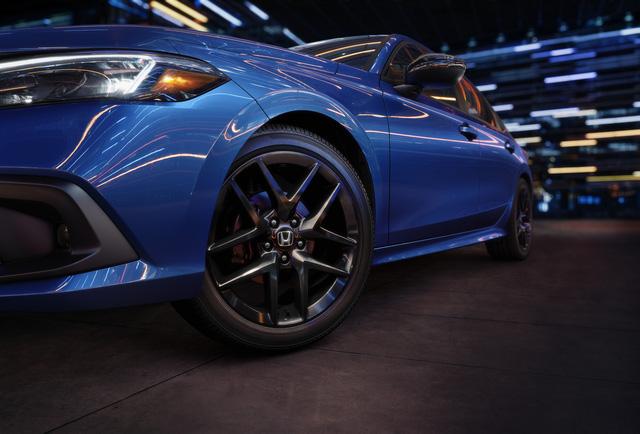 Ra mắt Honda Civic 2022: Bản tốt nhất lịch sử, chỉ chờ ngày về Việt Nam - Ảnh 12.